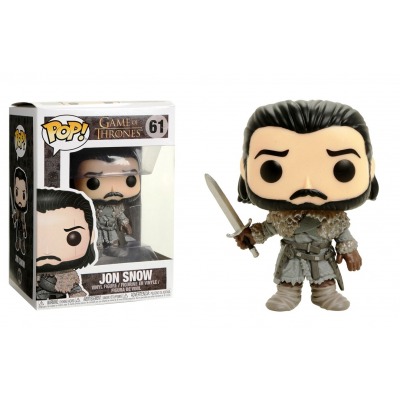 Game of Thrones Jon Snow (Beyond the Wall) Pop! Funko