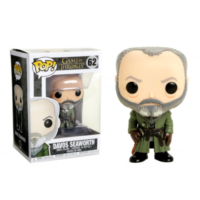 Game of Thrones Davos Seaworth Pop! Funko