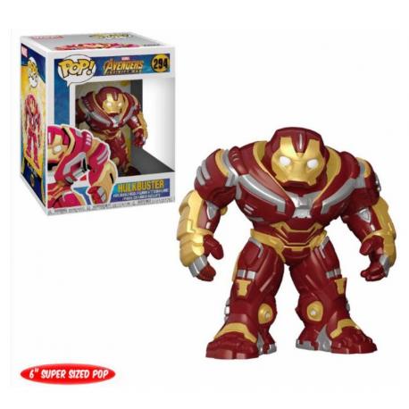 Avengers Infinity War Hulkbuster Pop! Funko Vinyl Figure