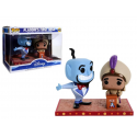 Aladdin's First Wish Genius + Aladdin Disney Pop! Funko Vinyl Figure n° 409