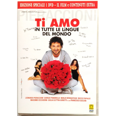 Dvd Ti amo in tutte le lingue del mondo - Edizione Speciale