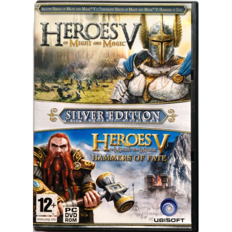 Gioco Pc Heroes of Might and Magic V - Silver Edition