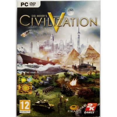 Gioco Pc Sid Meier's Civilization V 5