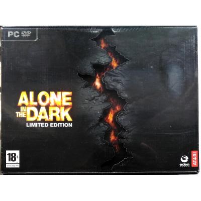 Gioco Pc Alone In The Dark Limited Edition