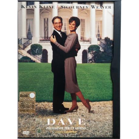 Dvd Dave - Presidente per un giorno - ed Snapper