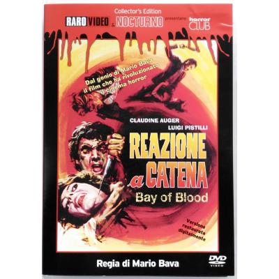 Dvd Reazione a catena - Collector's Edition