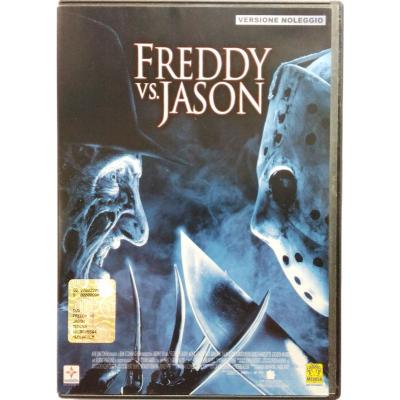 Dvd Freddy Vs. Jason