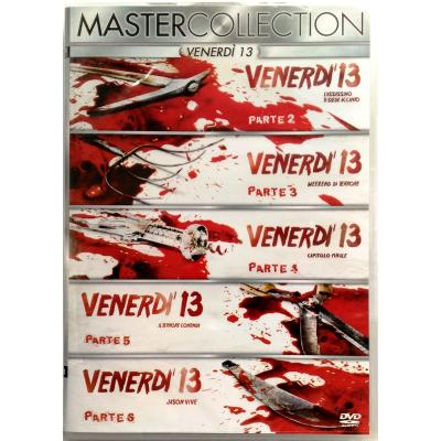 Dvd Venerdì 13 Master Collection