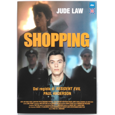 Dvd Shopping di Paul W.S. Anderson