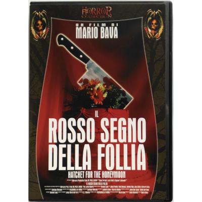 Dvd Il Rosso segno della follia