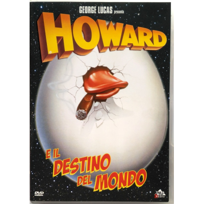 Dvd Howard e il destino del mondo