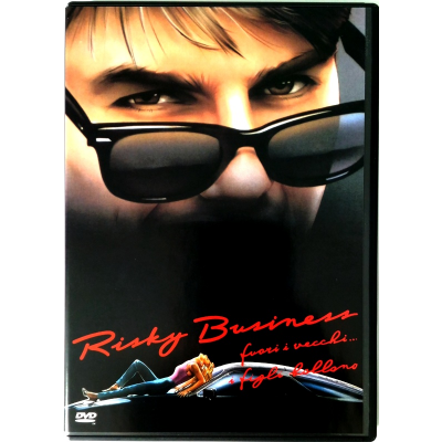 Dvd Risky Business