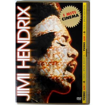 Dvd Jimi Hendrix - ed. Miti del cinema