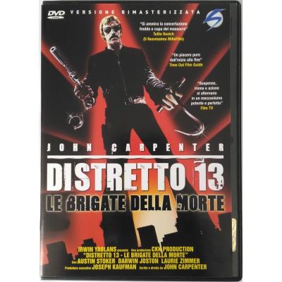 Dvd Distretto 13 - Le brigate della morte