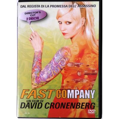 Dvd Fast Company - Director's Cut 2 dischi
