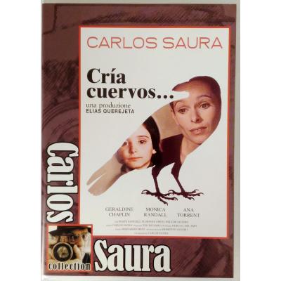 Dvd Cría Cuervos... (Carlos Saura Collection)