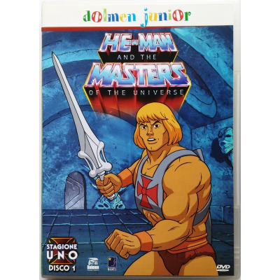 Dvd He-Man and the Masters of the Universe - Stagione Uno - Disco 1