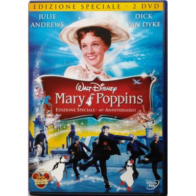 Dvd Mary Poppins - Edizione Speciale 2 dischi 45° Anniversario