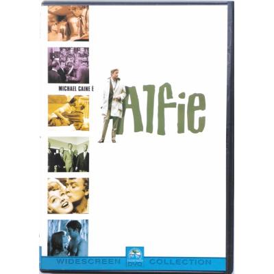 Dvd Alfie con Michael Caine 1966