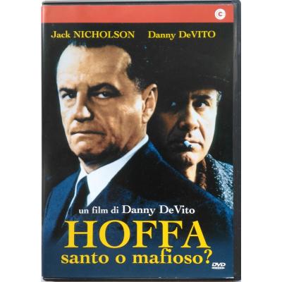 Dvd Hoffa - Santo O Mafioso