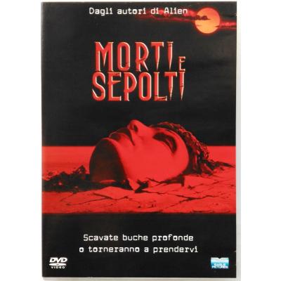 Dvd Morti e sepolti