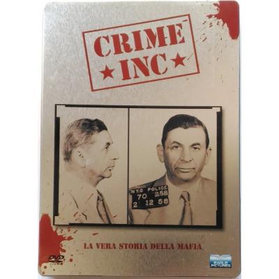 Dvd Crime inc. - La vera storia della mafia