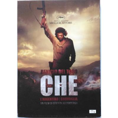 Dvd Che - L'argentino + Guerriglia
