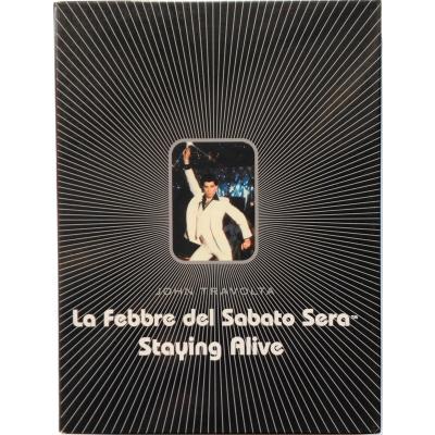 Dvd La febbre del sabato sera + Staying Alive