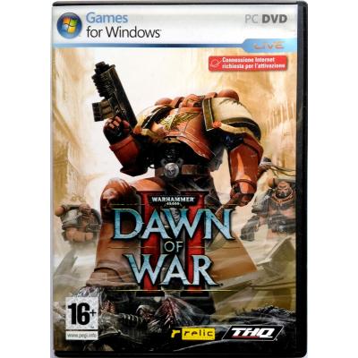 Gioco Pc Warhammer 40000 Dawn of War II 2