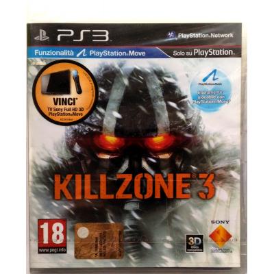 Gioco PS3 Killzone 3