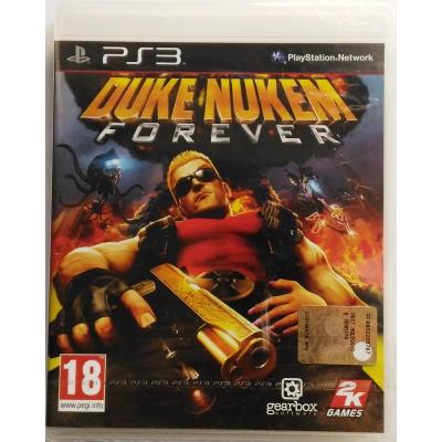 Gioco PS3 Duke Nukem Forever