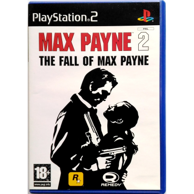 Gioco PS2 Max Payne 2 The Fall of Max Payne