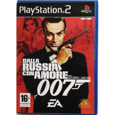 Gioco PS2 007 James Bond Dalla Russia con amore