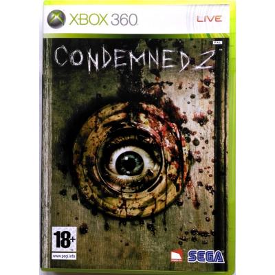 Gioco Xbox 360 Condemned 2