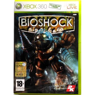 Gioco Xbox 360 Bioshock