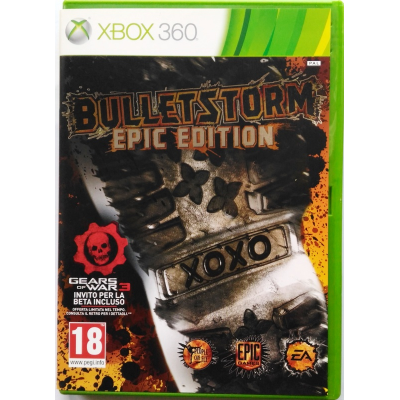Gioco Xbox 360 BulletStorm Epic Edition