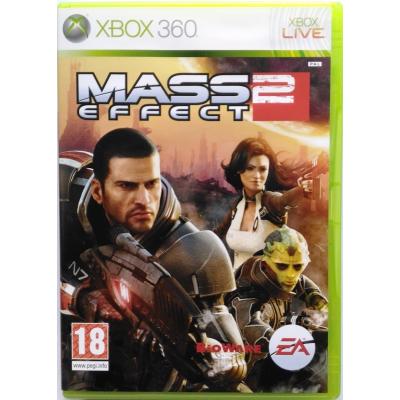 Gioco Xbox 360 Mass Effect 2