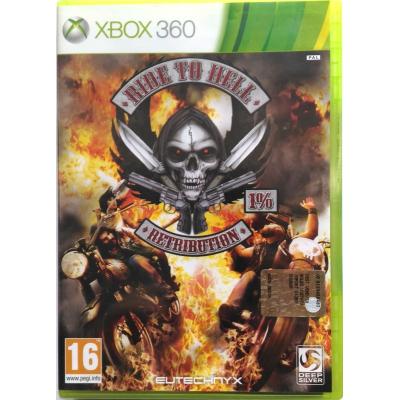 Gioco Xbox 360 Ride to Hell Retribution
