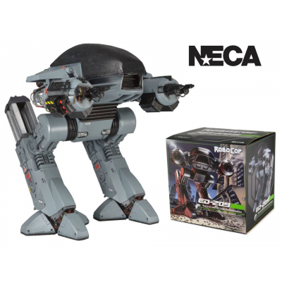 Robocop ED-209 Action figure with sound Neca