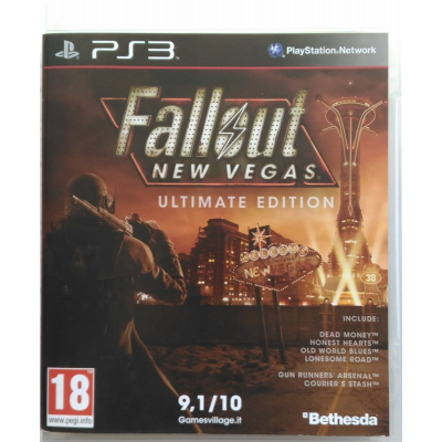Gioco PS3 Fallout New Vegas ultimate ed