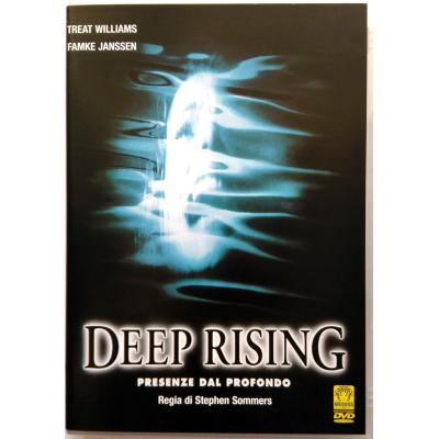 Dvd Deep Rising - presenze dal profondo