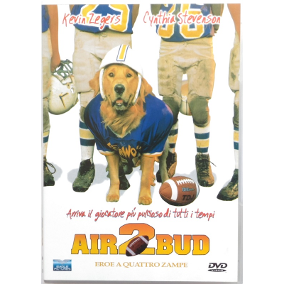 Dvd Air Bud 2
