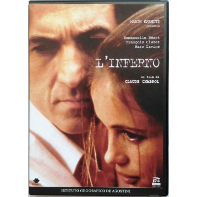 Dvd L'Inferno di Claude Chabrol