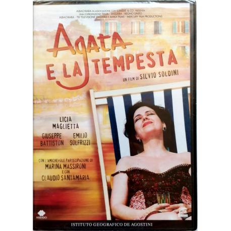 Dvd Agata e la tempesta