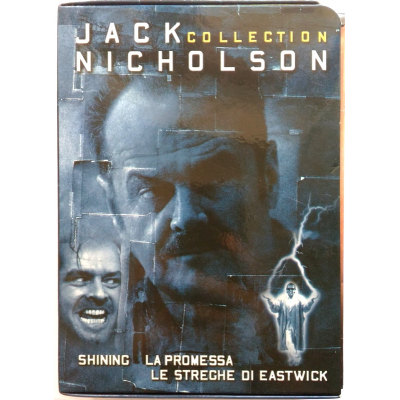 Dvd Jack Nicholson Collection