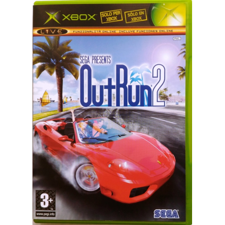 Gioco Xbox OutRun 2