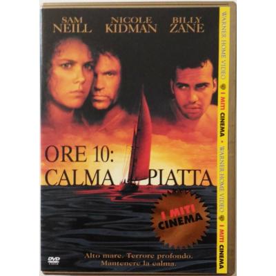 Dvd Ore 10 Calma Piatta