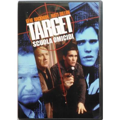 Dvd Target - Scuola omicidi