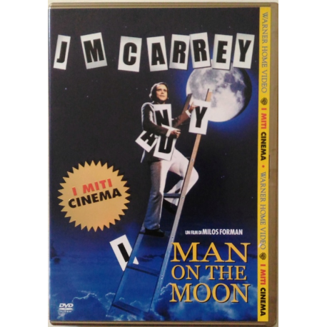 Dvd Man On the Moon