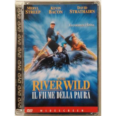 Dvd The River Wild - Il Fiume della Paura - Super Jewel box